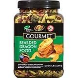 DPD GOURMET BEARDED DRAGON FOOD - BEARDED DRAGON FOOD 8.25OZ