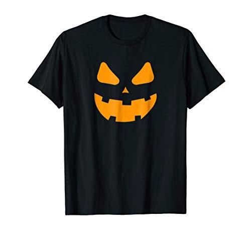 Halloween Scary Pumpkin Cool Art Shirt -