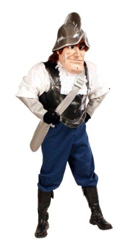 Conquistador Costumes (ALINCO Conquistador Mascot Costume)