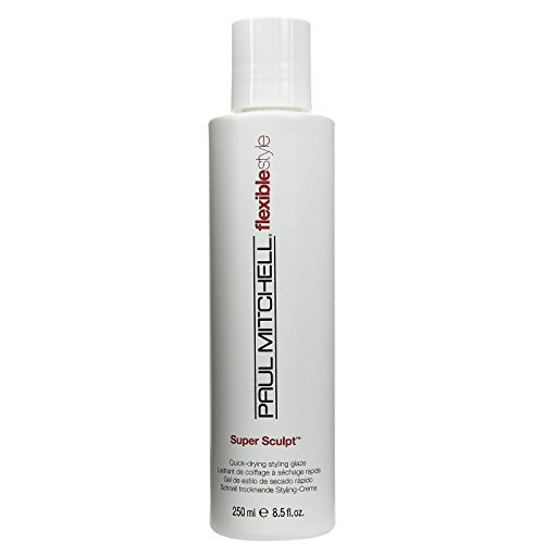 Super Sculpt Styling Glaze - Paul Mitchell Paul Mitchell Flexiblestyle Super Sculpt Quick-Drying Styling Glaze Gel, 8.5 Ounce