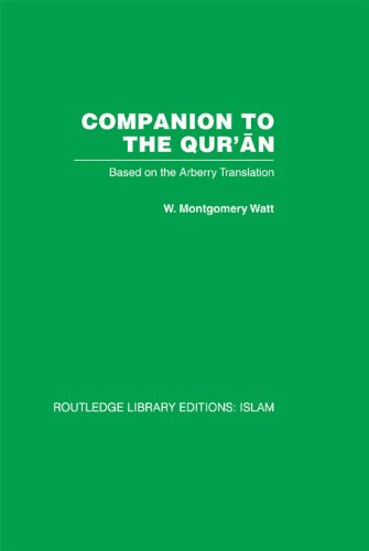 Download Companion to the Qur'an: Based on the Arberry Translation Pdf