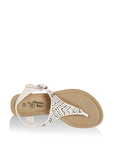 Sandalias de Niña URBAN B115782-B4600 WHITE