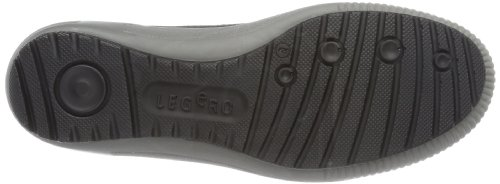 Schwarz 0039 5 Tanaro 5schwarz Nero Sneaker Legero 39 donna PxTx7