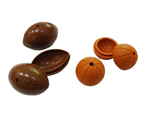 Ball Sports Series Whisky 3D Cube Ice Ball Molds Basketball Moulds American Football Ice Makers