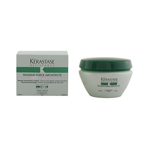 - Kerastase Resistance Masque Force Architecte Reconstructing Masque, 6.8 Ounce