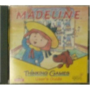 solo para ti Madeline thinking Juegos, user's guide cd Juego by by by The Learning Company  ahorre 60% de descuento