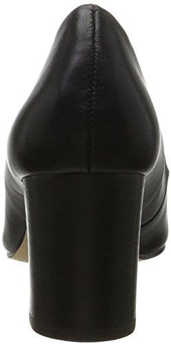 Donna 01 Pu C354b 1a Per Nero Pompe nero Chiuse Buffalo P1735a 5w7FvYqxW