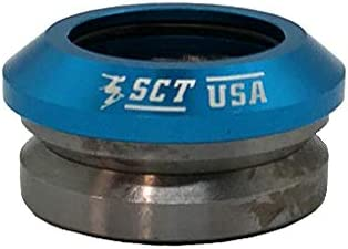 SCT USA Threadless Integrated Headset for Scooters and Bikes