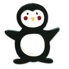 Ellison Sizzix Bigz BIGkick/Big Shot Die-Animal Dress-Ups Penguin