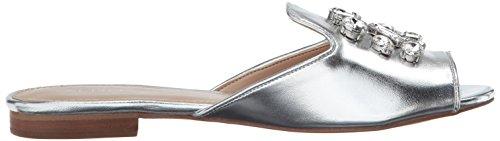 Silver US Aldo Sandal Slide Women Fraydda B 7 xwH8RCw