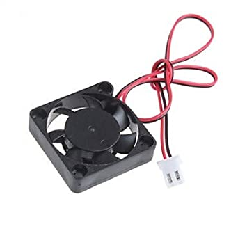 para Kits Arduino 3cm refrigeración Delgado Ventilador de la ...