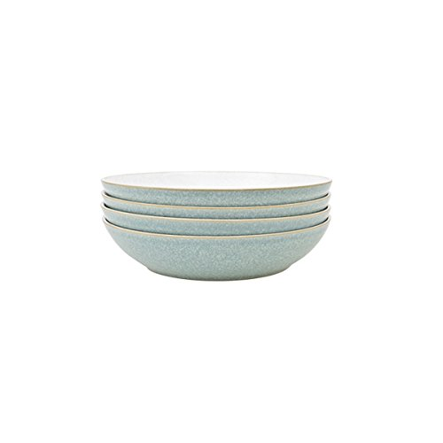 Denby Elements Green - Set of 4 Pasta Bowls