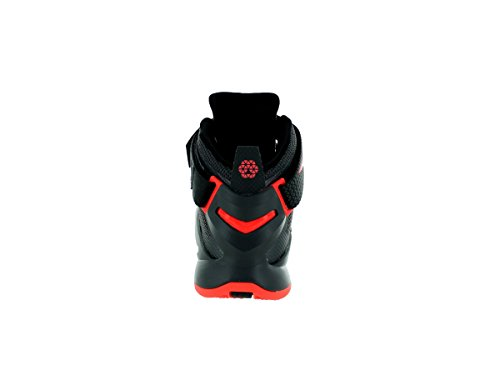 NIKE Lebron Soldier Xi Mens Basketball Shoes Dark Grey/Dark Grey/Blk/Ht Lv buy cheap wiki clearance 100% guaranteed be0fcFk