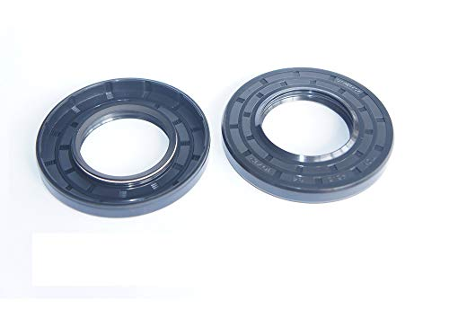 Generic Washer Tub Seal Washing Machine Tub Seal Compatible for Samsung DC62-00156A 2 Pack