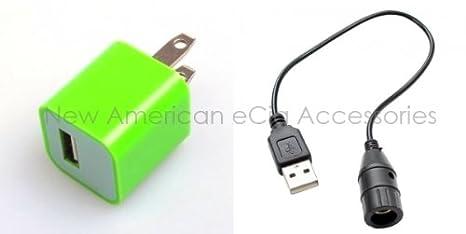 Amazon.com: Combo Pack Mini Cube USB cargador de pared ...