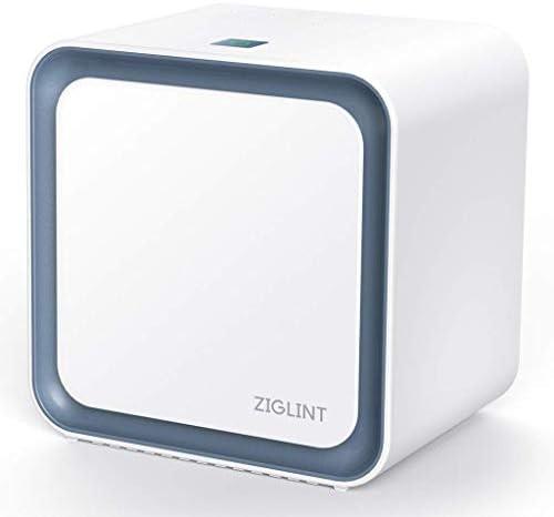 ZIGLINT Purificador de Aire Iónico, Portátil y Silencioso con ...