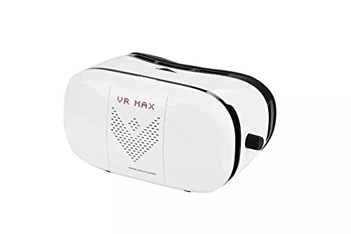 3D VR MAX Virtual Reality Augmentation Helmet Headset 3D Glasses Google Cardboard For 4 to 6 inch Smart Phone IOS Android Cellphones