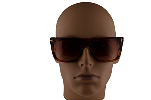 cca551e6e494 Tom Ford FT0513 Morgan Sunglasses Red Brown Havana w/Red Brown Gradient  Lens 68T TF513: Amazon.co.uk: Clothing