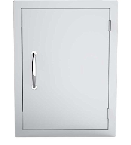 Outdoor Doors - SUNSTONE DV1724 17-Inch by 24-Inch Vertical Access Door