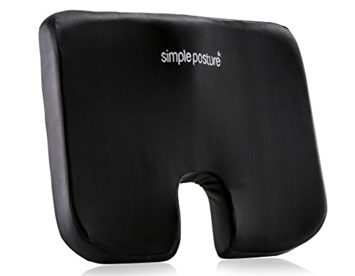 Wedge Corner Slipcover - uSeat™ - Tailbone Cushion - Memory Foam Coccyx Cushion Relieves Tailbone & Lower Back Pain - Now With Improved Ergonomics & Upgraded Memory Foam - The Back Pain Seat Cushion That Works!