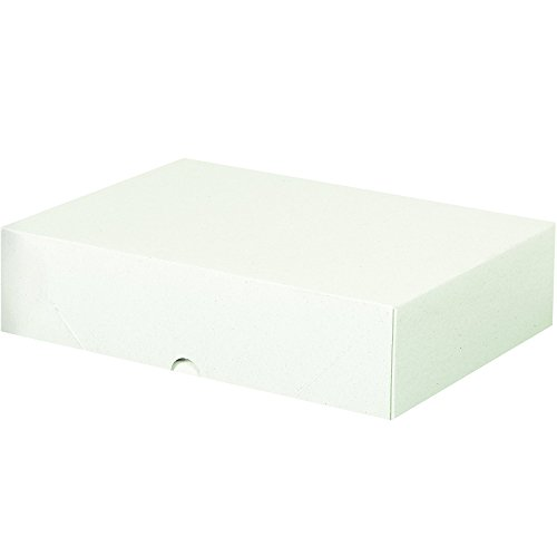 Stationery Folding Cartons - BOX USA BS1 Stationery Folding Cartons, 8 5/8