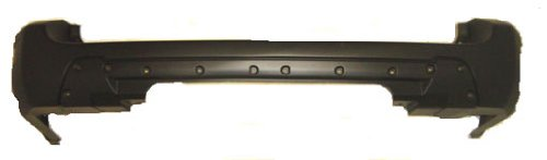 OE Replacement Honda Pilot Rear Bumper Cover (Partslink Number HO1100205)