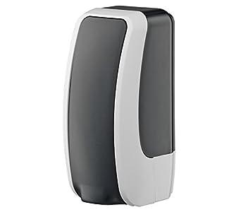 tsk-y Sistema de jabón dispensador de plata/negro