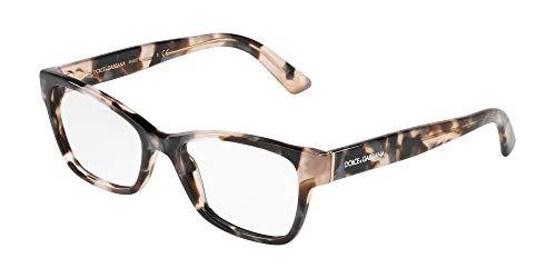 Dolce & Gabbana PRINTED DG 3274 BEIGE HAVANA 54/17/140 women eyewear frame
