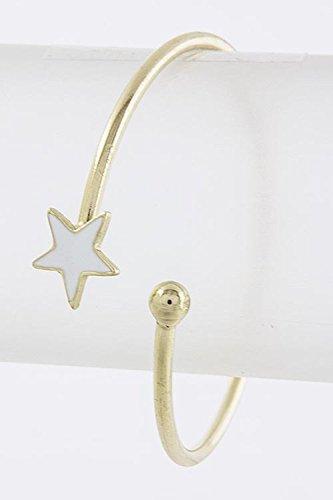 KARMAS CANVAS STAR WRAP CUFF - Com Dior Www