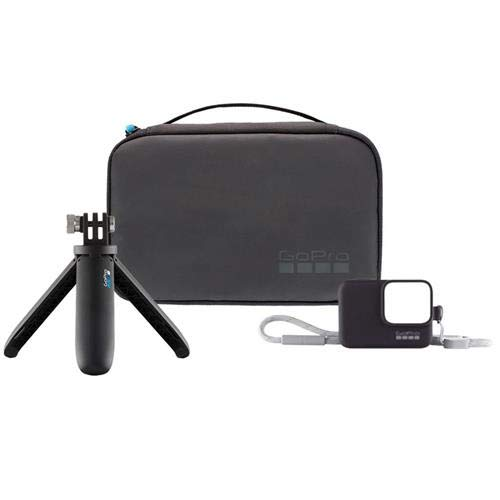 GoPro Camera Accessory Travel Kit, Black (AKTTR-001)