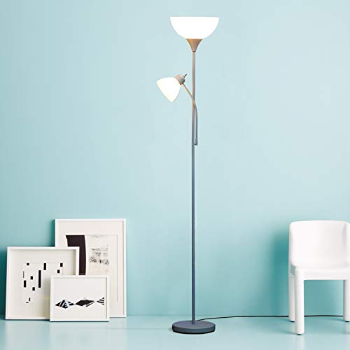 Floor Lamp by Light Accents - Torchiere Standing Lamp 150 Watt 72