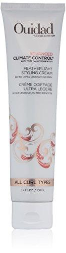OUIDAD Advanced Climate Control Featherlight Styling Cream, 5.7 Fl Oz (Control Cream)