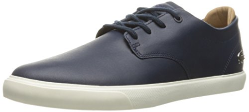 Lacoste Mens Espere 117 1 Sneaker Blu Scuro