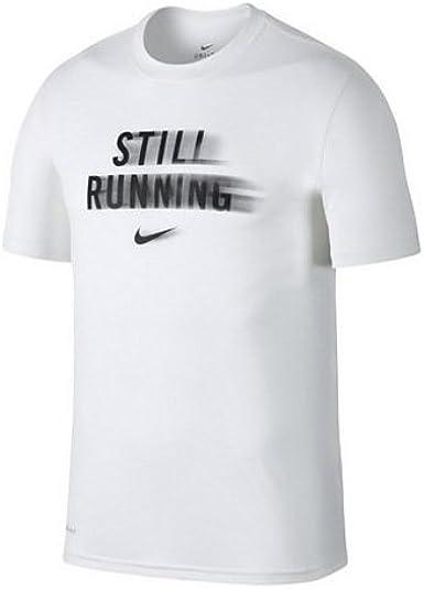 NIKE M Nk Dry Lgd Fast Life - Camiseta Hombre: Amazon.es: Ropa y accesorios