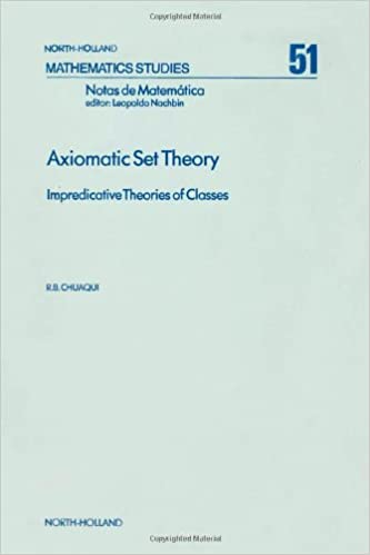 Axiomatic Set Theory: Impredicative Theories of Classes