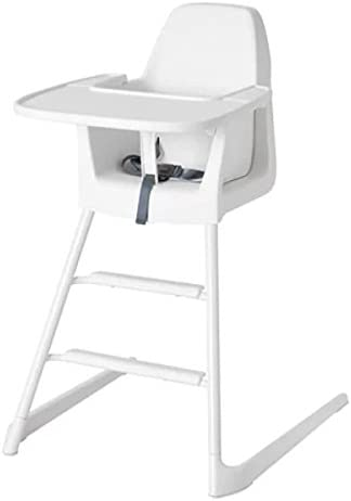 LANGUR IKEA Junior Hochstuhl mit Tablett; in weiß: Amazon