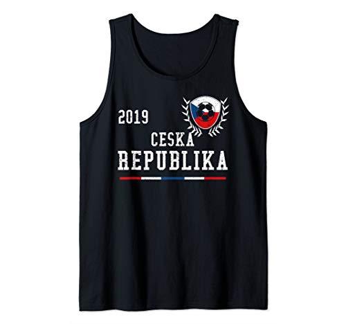 Czech Republic Football Jersey 2019 Czech Soccer Jersey Tank Top