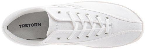 Tretorn Mens Nyliteplus Sneaker Vintage Wit / Wit
