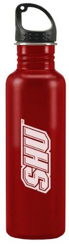 (Sacred Heart University - 24-ounce Sport Water Bottle - Red)