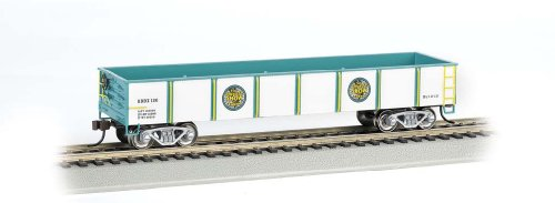- Bachmann Ringling Bros. and Barnum & Bailey 40' #120 Gondola Car (HO Scale)