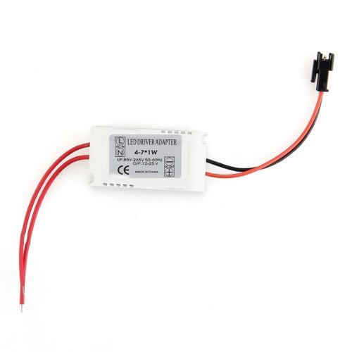 Led Mr16 Electronic Transformer Compatibility: TOOGOO(R) 6W LED Light Lamp Driver Power Supply Converter