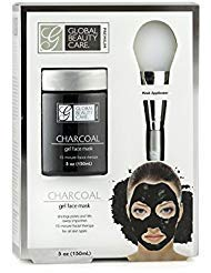 Charcoal: Gel Face Mask with Applicator