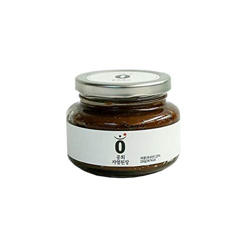 Korean Organic Soybean Paste Miso Doenjang 8.8oz 250g 3-Year Aging Non-GMO K-food Gonghui Myeong-ga [공희명가 된장]
