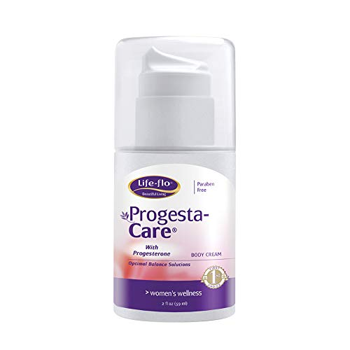 Life-Flo Progesta-Care Body Cream, 2 ounce