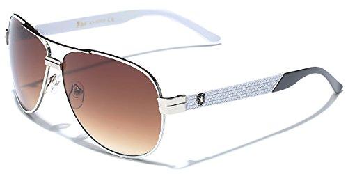Racing Sport Men's Women's Fashion Aviator Sunglasses Retro Vintage - Sunglasses Racing Mens