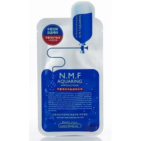 Mediheal N.M.F Aquaring Ampoule Mask (5EA) [Korean Import]