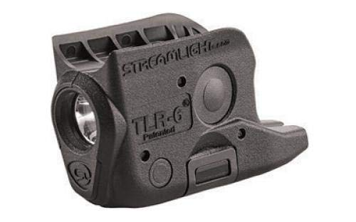Streamlight 69280 TLR-6 (GLOCK 42/43) without Laser - 100 Lumens (Best Laser For Glock 43)