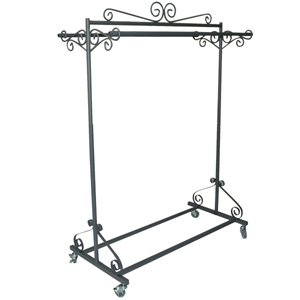Amazon.com: Boutique Rolling rack: Industrial & Scientific