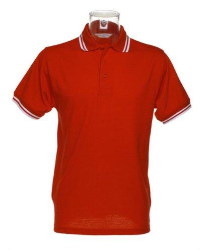 Cuello Camiseta Multicolor Conjunto Kustom Kk409 De Perforación Con Cabezal Polo Yzv8q