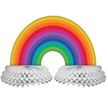 Creative Converting Party Supplies, Rainbow